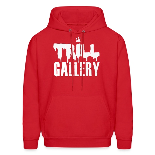 Trill Gallery Main Logo - Men's Hoodie