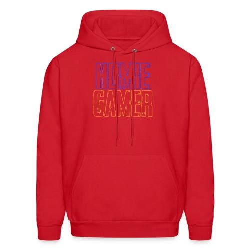 Homie Gamer Clothing (Neon Style) - Men's Hoodie