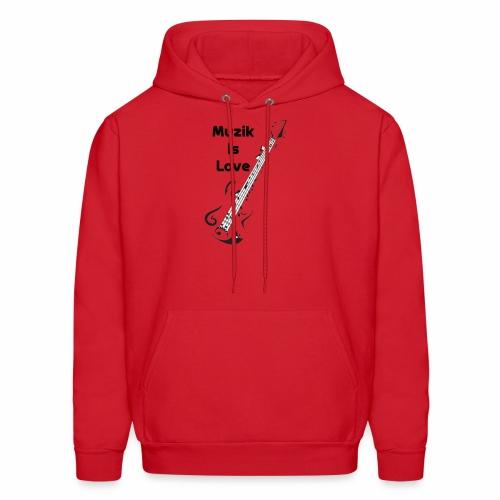 Man T-Shirt - Men's Hoodie