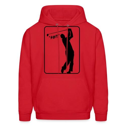 Golf Shot #@?! - Men's Hoodie