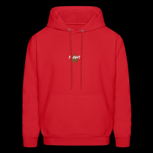 Flight Christmas - Men's Hoodie