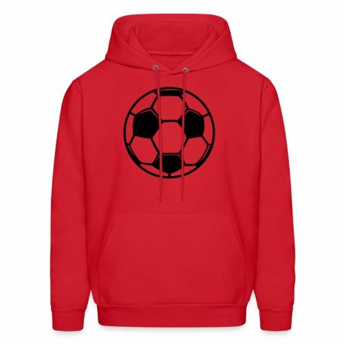 soccer zai - Men's Hoodie