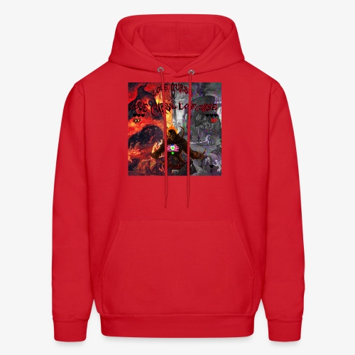 Love Curse Summer Collection - Men's Hoodie
