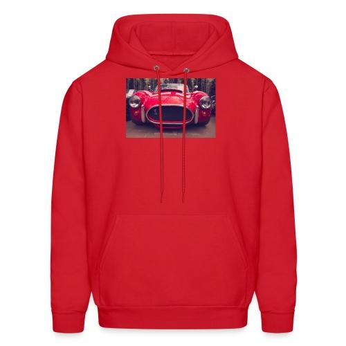 car - Men's Hoodie