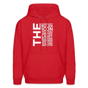The Ruler Collection - Men's Hoodie