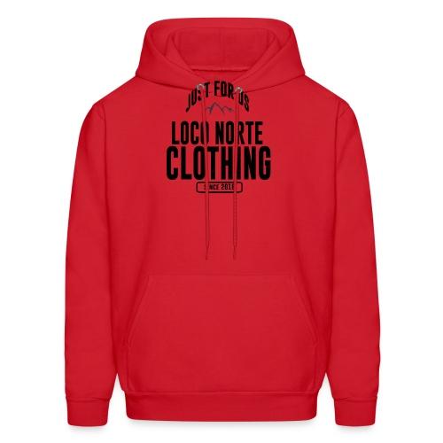 Loco Norte - Clothing design - Men's Hoodie