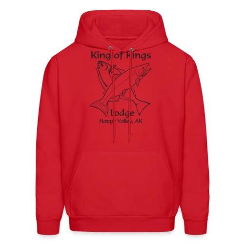 King of Kings - Men's Hoodie
