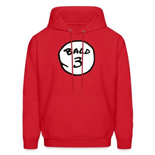 Bald 3 - Men's Hoodie