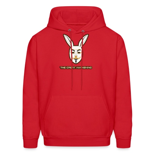 Bunonymous THE GREAT AWAKENING - Men's Hoodie