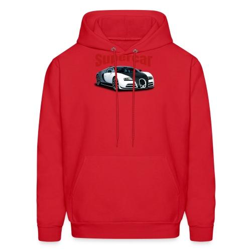 Supercar - Men's Hoodie
