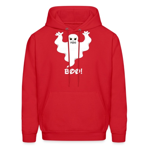 Halloween Day scary T-shirt - Men's Hoodie