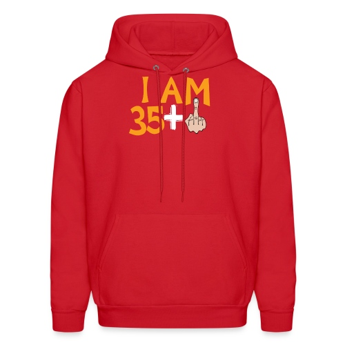 36th Birthday Gift Ideas Funny Born 36 Years Old - Men's Hoodie