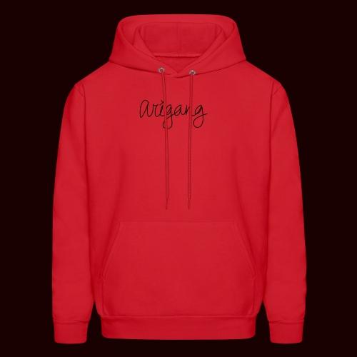 AriGang logo - Men's Hoodie