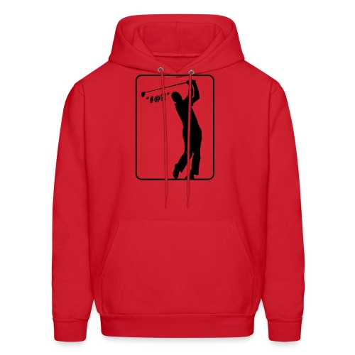 Golf Shot #@?! - Men's Hoodie