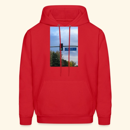 Buffalo Way Design - Men's Hoodie