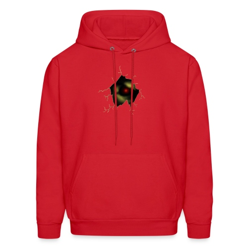 Broken Egg Dragon Eye - Men's Hoodie