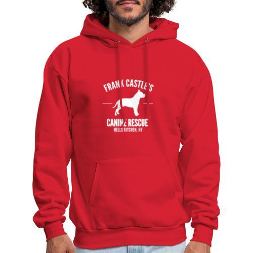 Frank Castle - Dog Rescue - Men's Hoodie