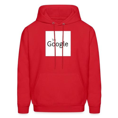 Try Google - Men's Hoodie