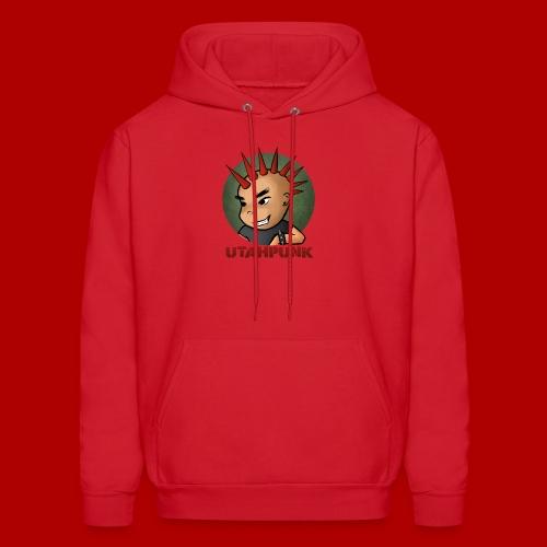 Utahpunk Logo - Men's Hoodie