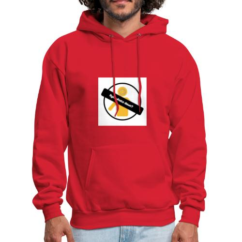 Aye, whats down? - Men's Hoodie