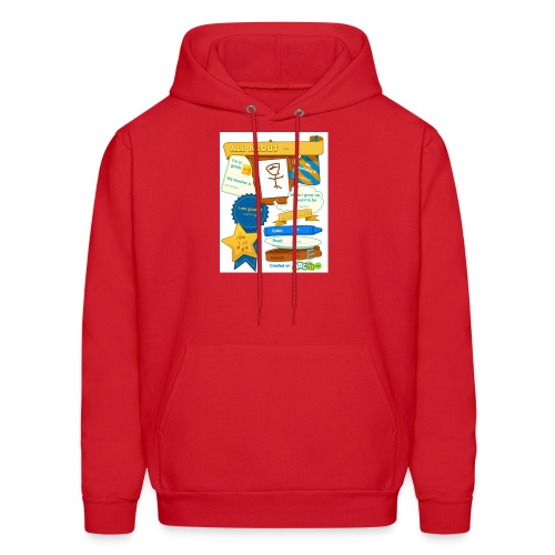 all about ana - Men's Hoodie