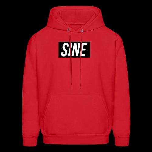 Sine - Men's Hoodie