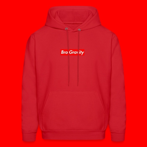 Bro gravity - Men's Hoodie