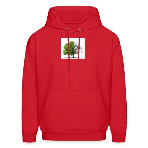 dead tree 1 - Men's Hoodie