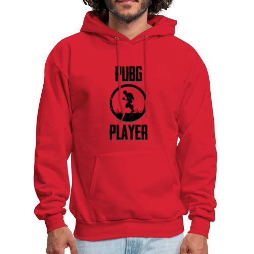 Pubg Player - Men's Hoodie
