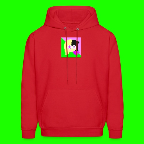 Holly-Chan and Nonaka - Men's Hoodie