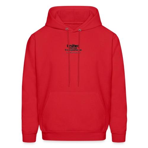 UPT hoodie red - Men's Hoodie