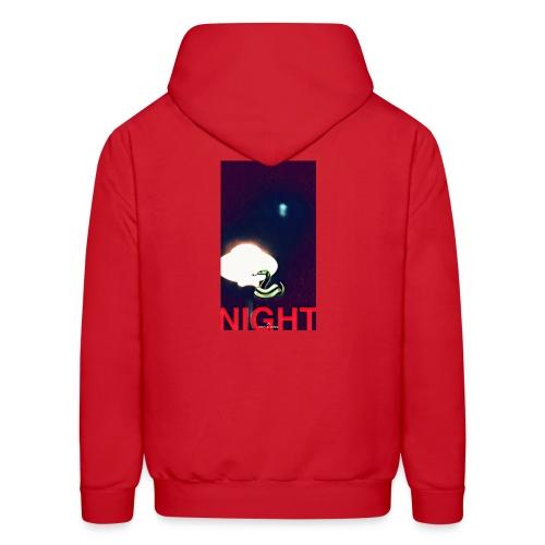NIGHTLIGHT - Men's Hoodie