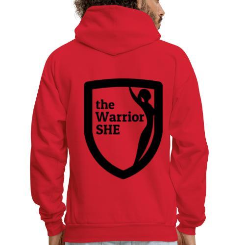 theWarriorSHE logo t-shirt - Men's Hoodie
