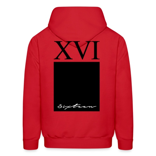 XVI Special Edition Threads - Men's Hoodie