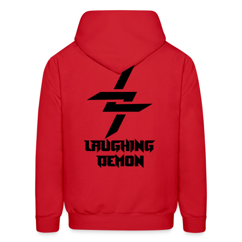 Laughing Demon Dark - Men's Hoodie
