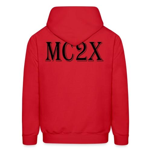 MC2X Merch - Men's Hoodie