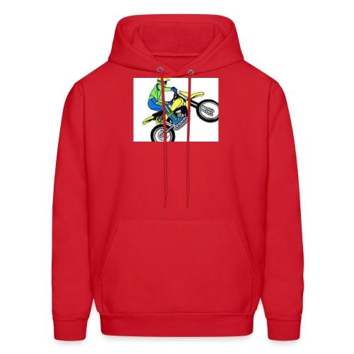 moto bikes - Men's Hoodie