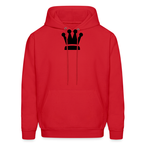 4 Star Crown - Men's Hoodie