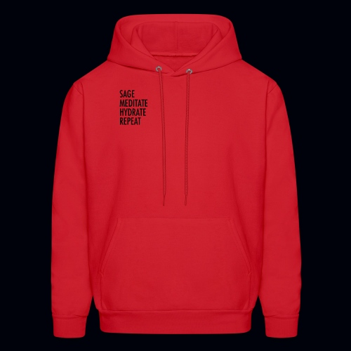 Mindfulness Collection - Men's Hoodie
