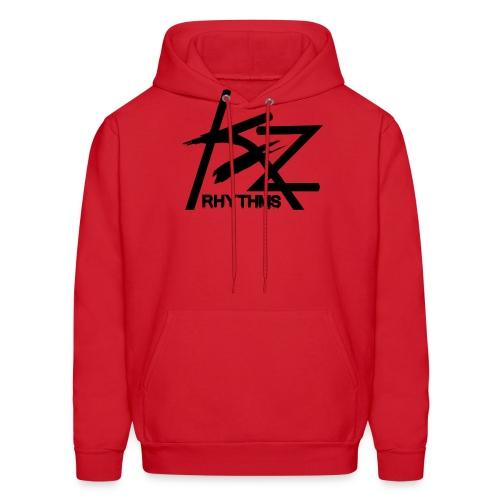KZ Black Logo - Men's Hoodie