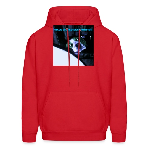 Mass World Depression - Men's Hoodie