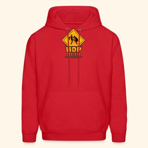 HDP Society Logo Full - Men's Hoodie