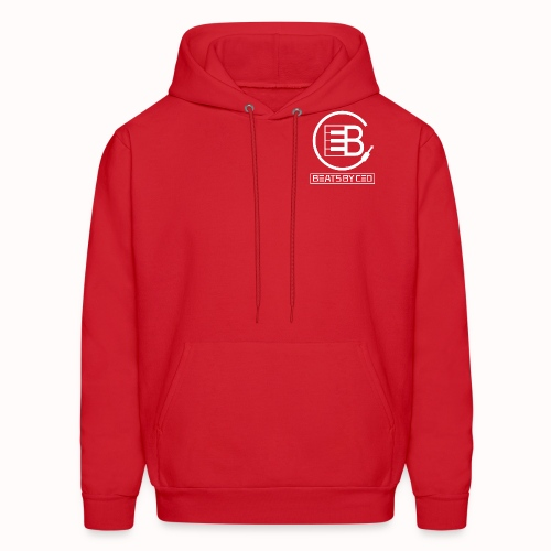 Beats By Ced Royal White - Men's Hoodie