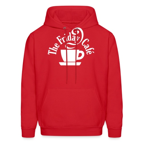 The Friday Cafe logo - Men's Hoodie