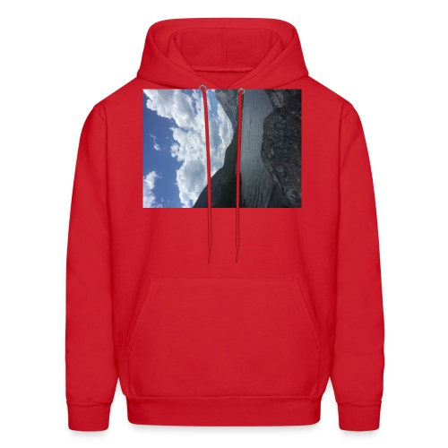 road to one thousand - Men's Hoodie