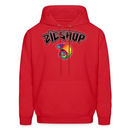 zic's shop logo - Men's Hoodie