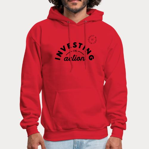 Investing in Action - Men's Hoodie