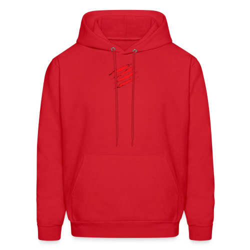 The Inspiration Logo By Unofficially - Men's Hoodie