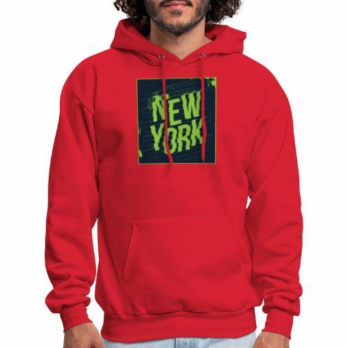 New York - Men's Hoodie