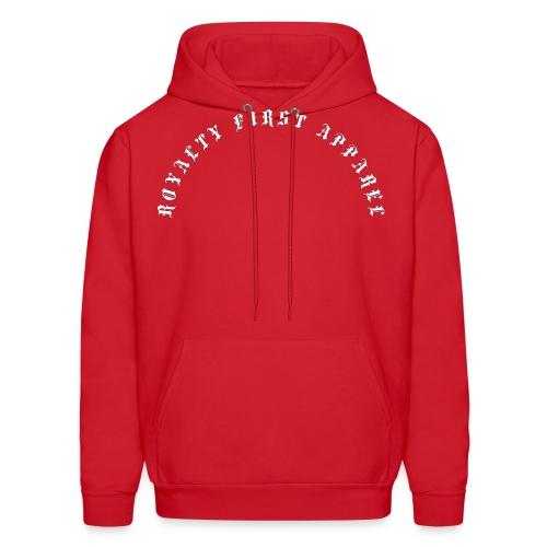 Royalty First Apparel Logo SOC MOB - Men's Hoodie
